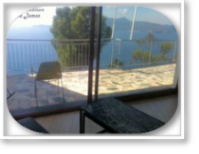 sea view apartment and terrace - for weekly rentals